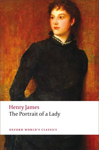 """Illustration for article titled I just finished reading """"The Portrait of a Lady""""..."""
