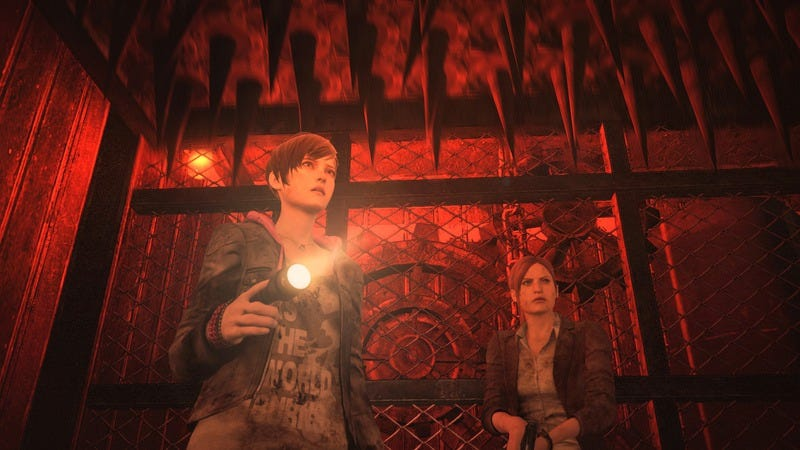 Illustration for article titled Resident Evil: Revelations 2 finds a soap opera in the series' recycled parts