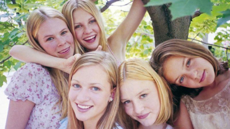 Was the virgin suicides a true story
