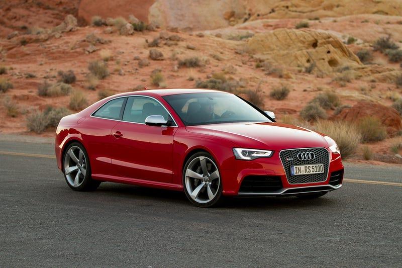 Illustration for article titled I'd still rather have an Audi.