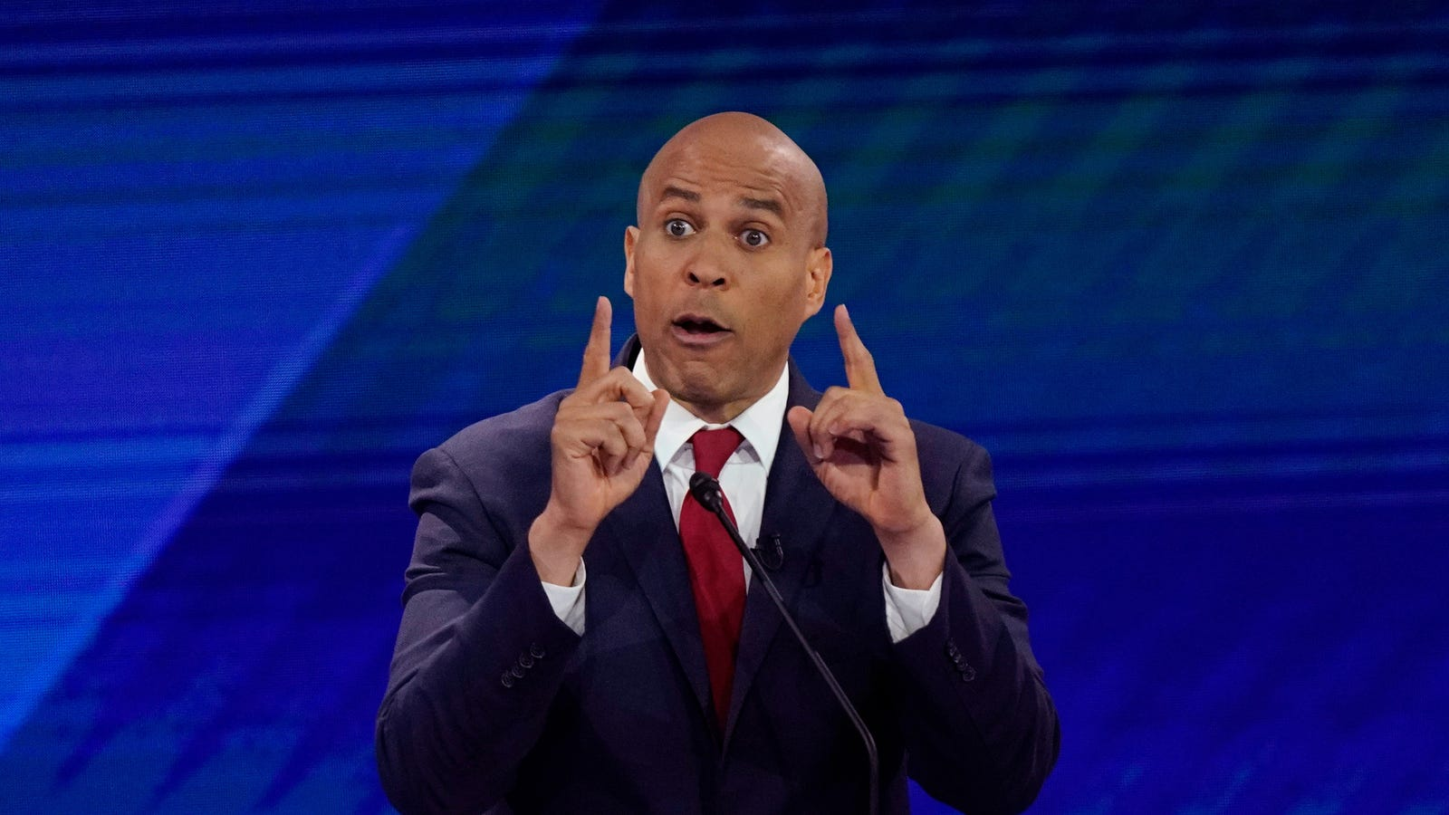 Stop Asking Cory Booker If Everyone Should Be Vegan to Save Earth