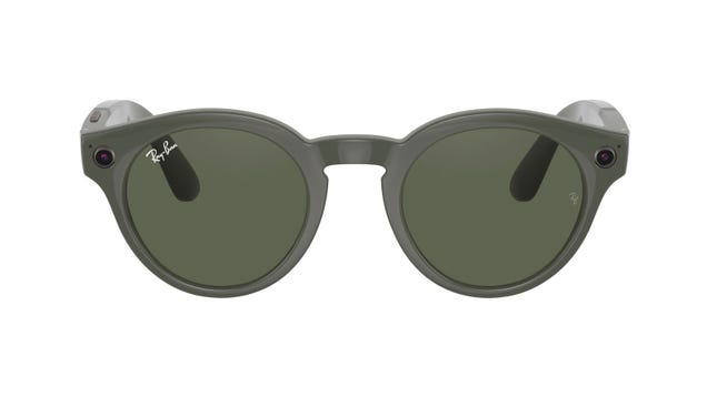 Facebook s Ray-Ban Glasses Leaked and They Look Awfully Familiar