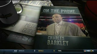 "Charles Barkley On His Former Agent: ""I'd Blow His Damn Brains Out"""