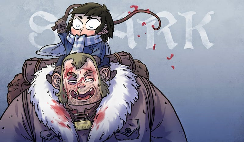Illustration for article titled These Game of Thrones House Sigils Are the Cutest