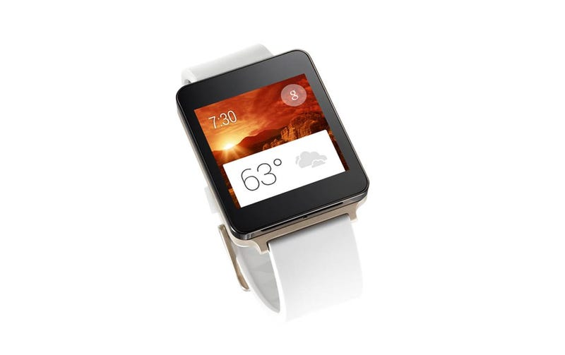 Illustration for article titled Así es el smartwatch de LG con Android Wear