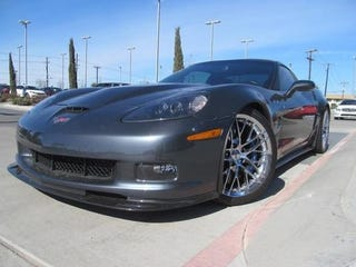 Illustration for article titled NPOCP: '09 ZR1 for $67K