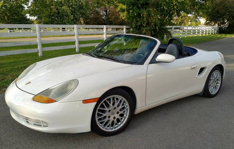For $12,900, Could This Big-Engine 2000 Porsche Boxster Be Worth Big ...