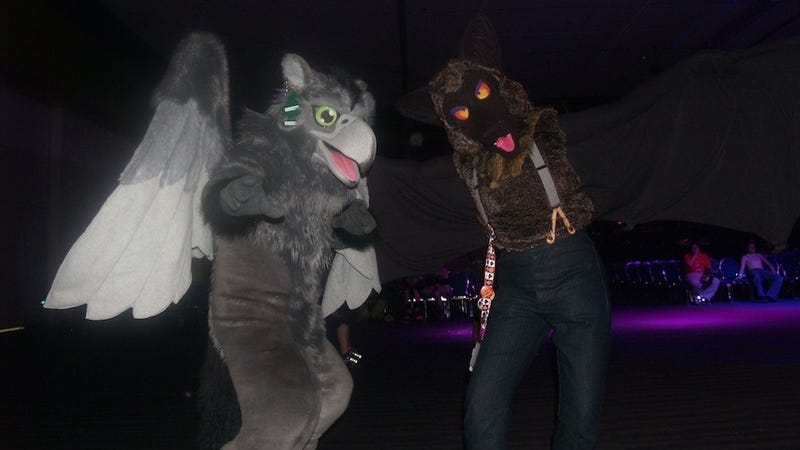 Illustration for article titled Report: Those Furries Sure Know How To Party