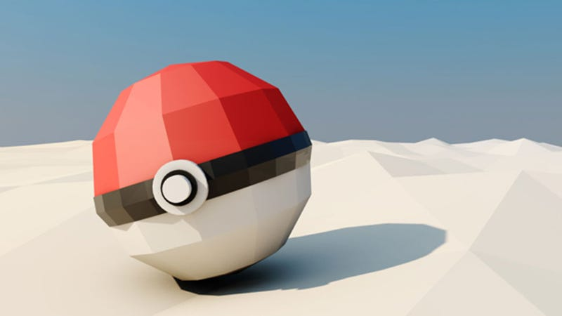 Illustration for article titled Polygonal Pokémon Are The Best Pokémon