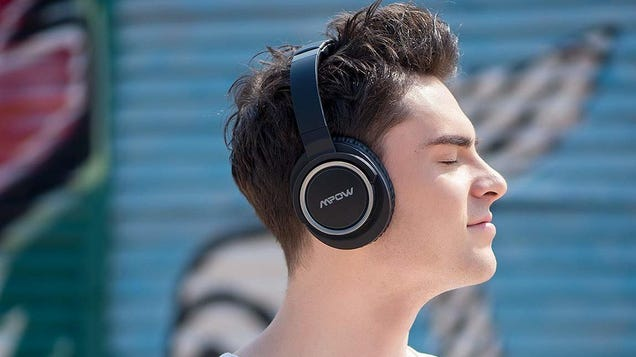 These Good-Enough Noise Canceling Headphones Cost 10% of What You d Pay For Sony or Bose