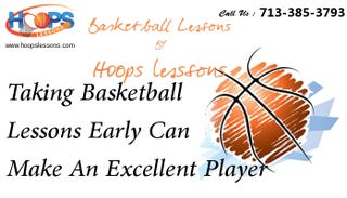 Illustration for article titled Taking Basketball Lessons Early Can Make An Excellent Player