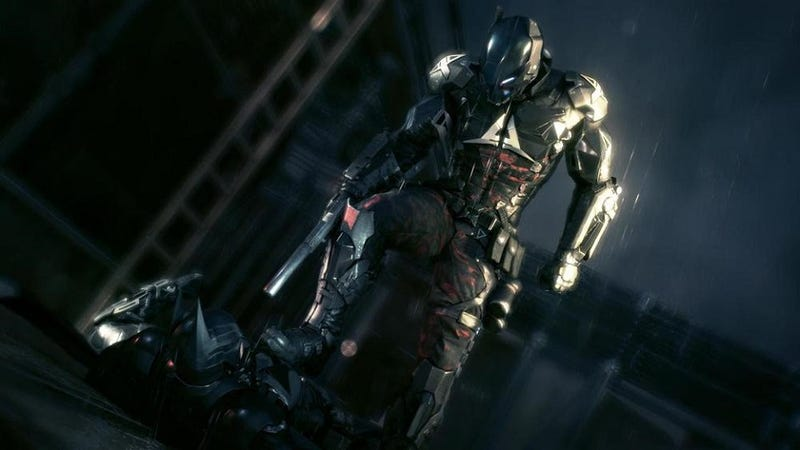 Illustration for article titled Batman: Arkham Knight Dropped the Ball On One Major Character: Batman