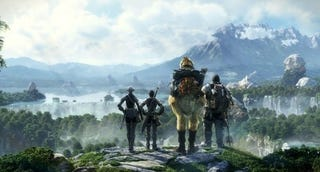 Illustration for article titled How Long Should We Expect To Play Final Fantasy XIV?