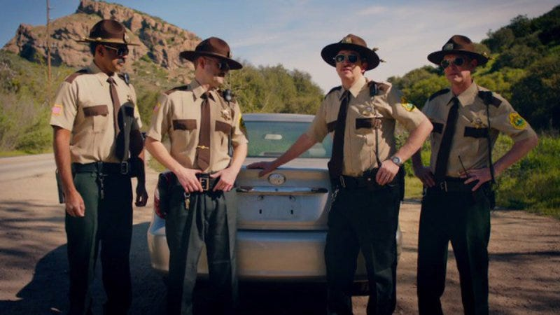 Illustration for article titled Super Troopers 2 has already met its crowdfunding goal
