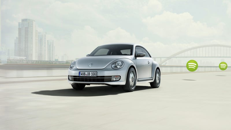 Illustration for article titled The Volkswagen iBeetle Is Pandering To Millennials At Its Worst