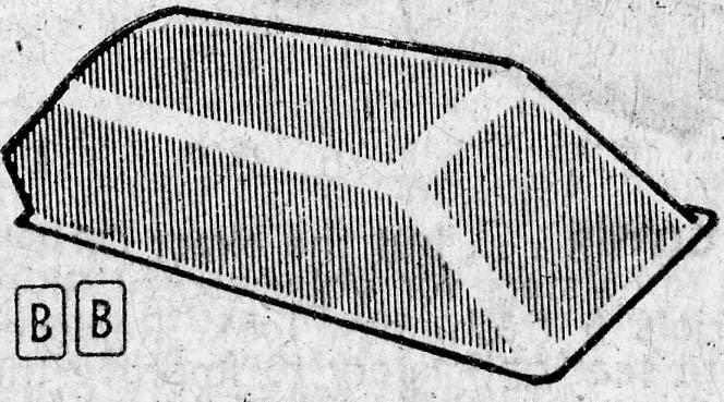 Every Fiberglass Hood Scoop In The 1975 JC Whitney Catalog!