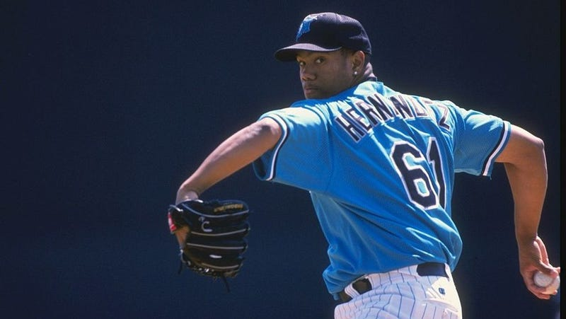 Ex-Giants pitcher Livan Hernandez files for bankruptcy