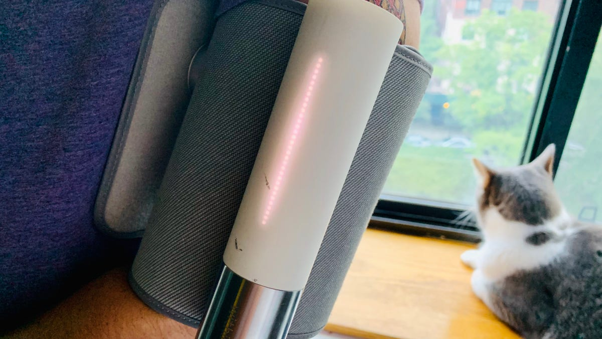 Withings BPM Core Review: Futuristic Flawed Blood Pressure Cuff
