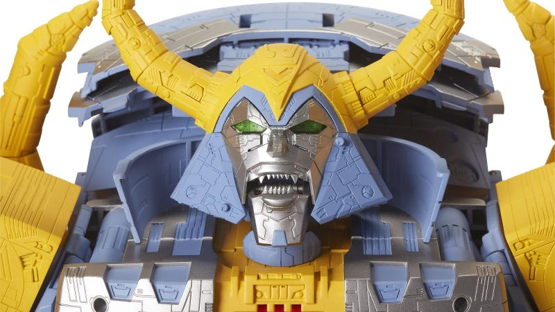 Illustration for article titled Hasbro Wants To Make A 2-Foot-Tall, $575 Transformers Unicron Toy