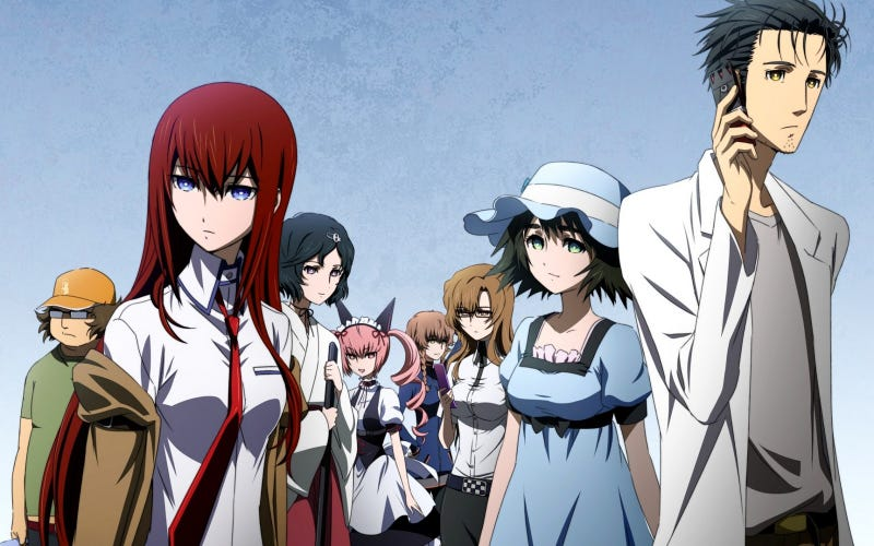 Illustration for article titled If You're Into Visual Novels, Play Steins;Gate