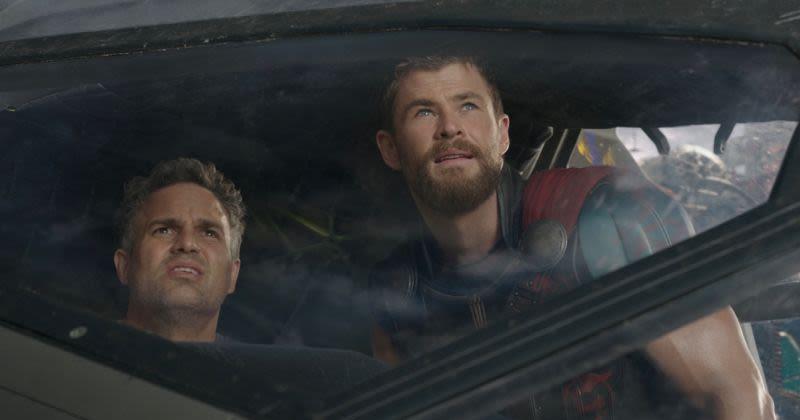 Thor Ragnarok se rodó en Australia.