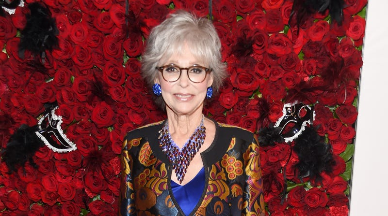Illustration for article titled Rita Moreno is getting a Peabody Career Achievement Award