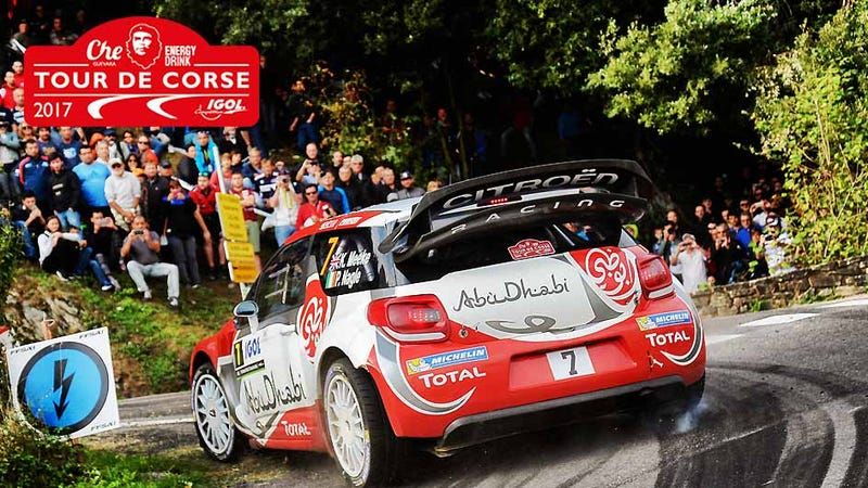 Illustration for article titled Fantasy WRC Preview - Island Vacation in Corsica