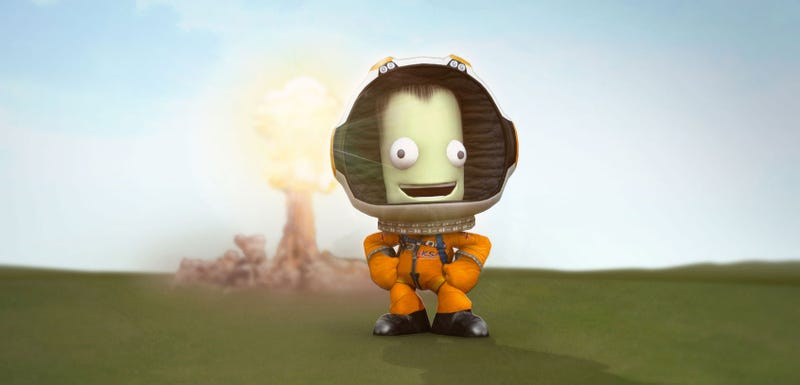 Illustration for article titled Kerbal Space Program Is Done [Update]
