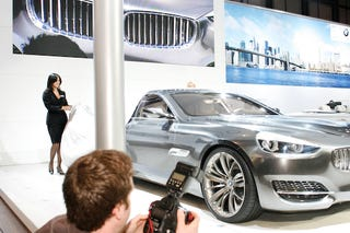 Illustration for article titled BMW Unveils CS Concept, Hopefully For Last Time