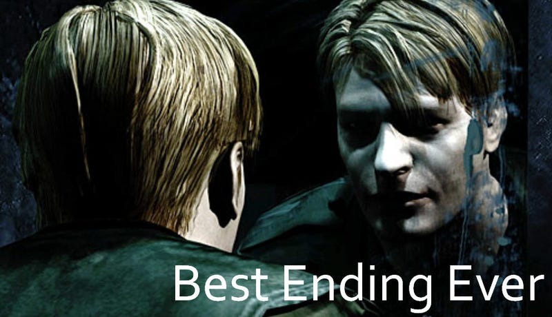 Illustration for article titled DSB: Silent Hill 2 Has the Best Ending in Gaming History