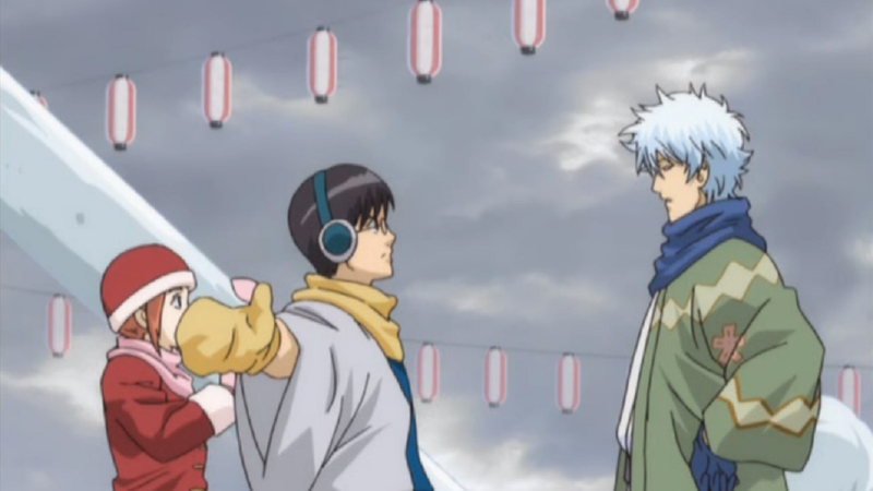 Illustration for article titled Gintama Works Surprisingly Well as a Casual Watch
