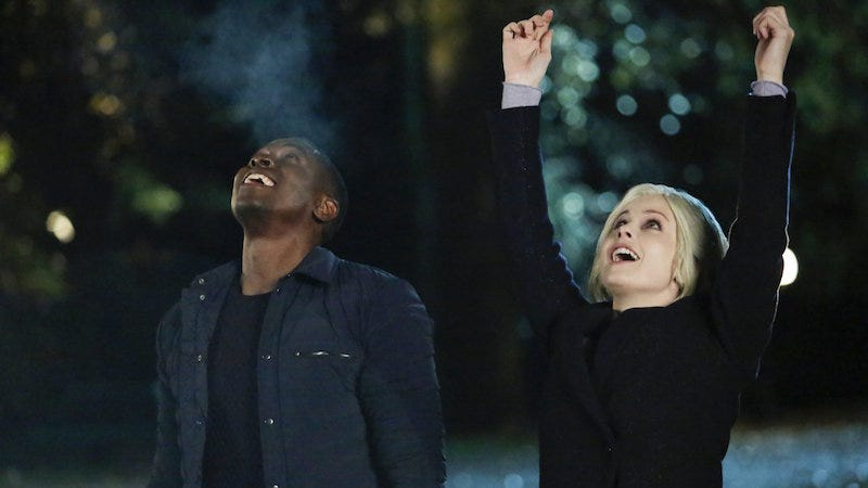The CW Renews iZombie and The Originals