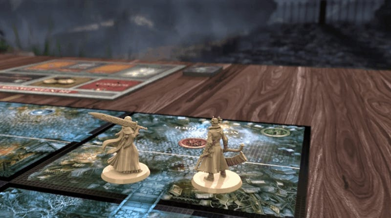 Bloodborne Board Game Is Making Millions On Kickstarter