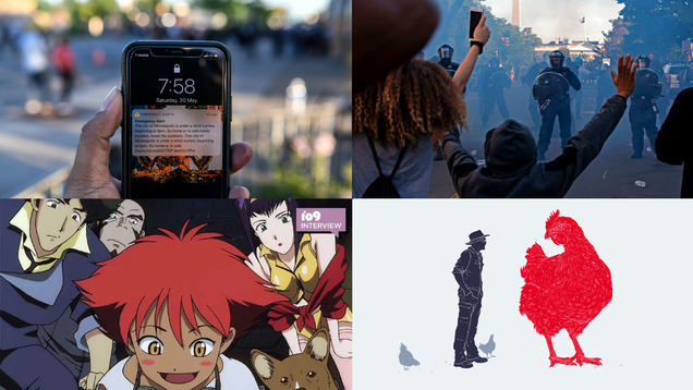 Your Phone's Hidden Data, the Dangers of Tear Gas, and Cowboy Bebop: Best Gizmodo Stories of the Week