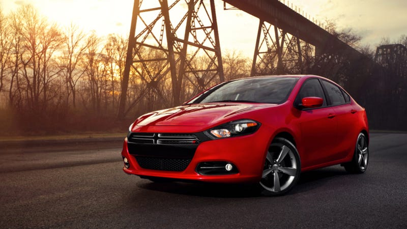 Illustration for article titled 2013 Dodge Dart: Better Than Snooki