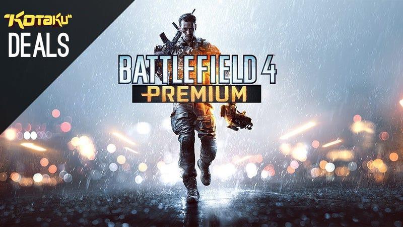 Illustration for article titled Battlefield 4 Premium, Steam/PSN/LoL Credit, Banner Saga [Deals]