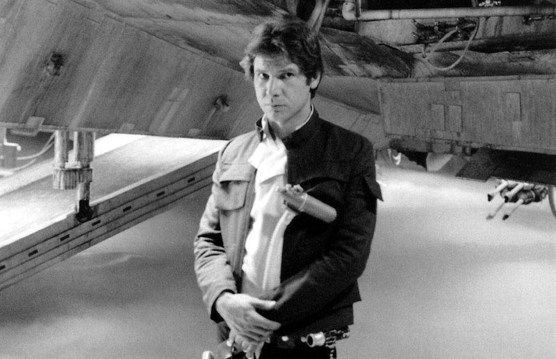 Illustration for article titled Harrison Ford Has Been Injured By The Millennium Falcon