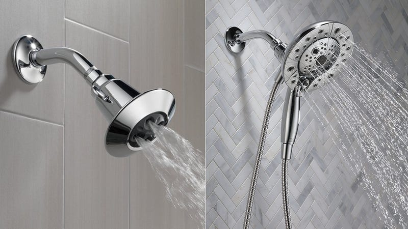 Your Favorite Shower Heads Are Back On Sale, Including Our Top ...