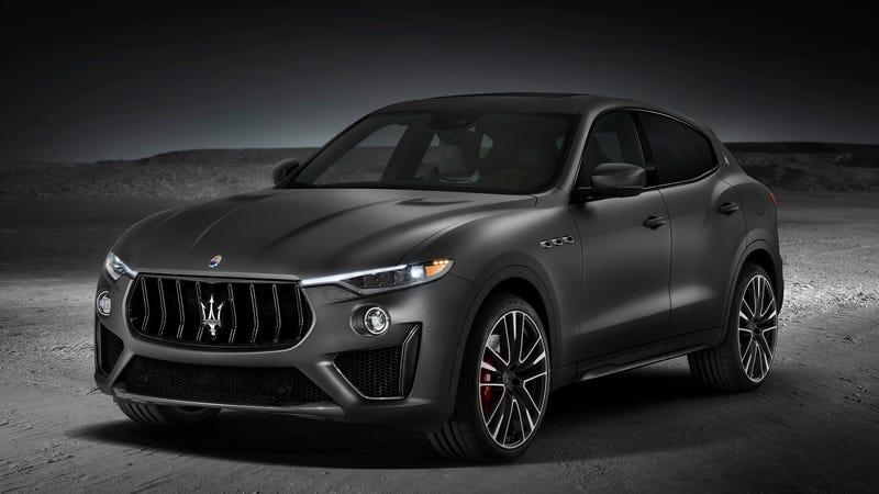 All image credits: Maserati