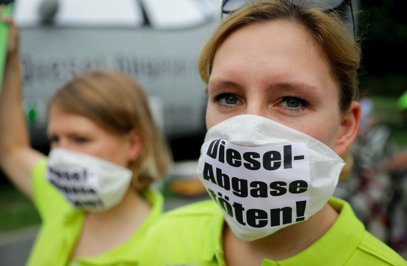 Munich mayor says diesel deal might not avert vehicle  ban