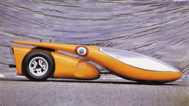Illustration for article titled The Ten Craziest One-Off Cars Ever Built