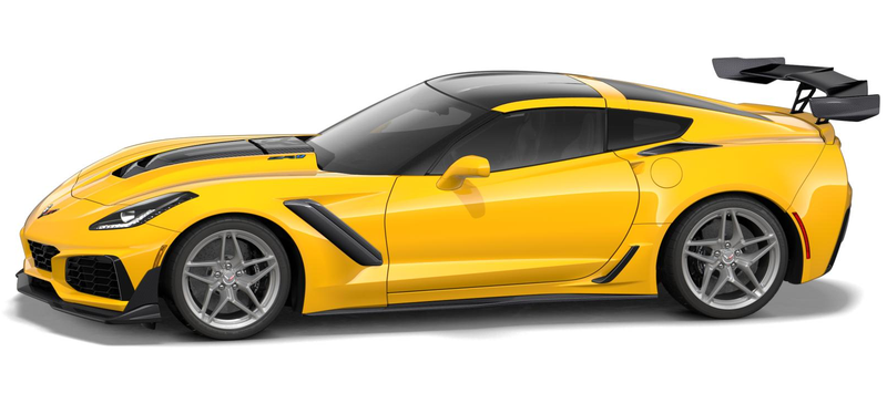 Illustration for article titled Here, play with the C7 ZR1 configurator