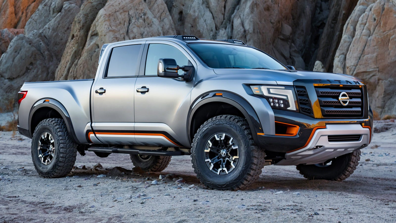 Nissan Diesel Truck >> The Nissan Titan Warrior Concept Asks Bro Do You Even Truck