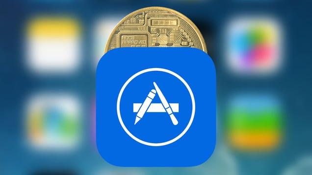 Imposter Cryptocurrency Wallet App Races Up Apple s Store Charts [Updated]
