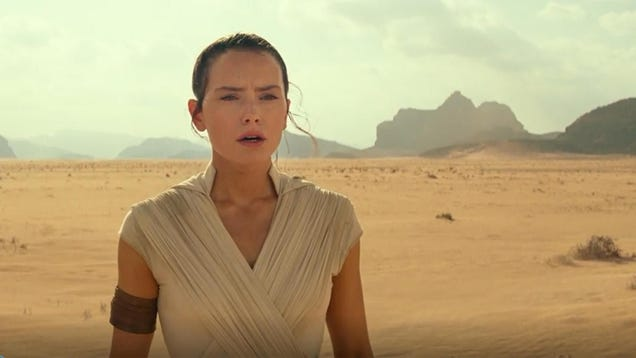 New Star Wars Characters, Funky Planet Names, and Teases of Rey and Kylo s Force Bond in The Rise of Skywalker