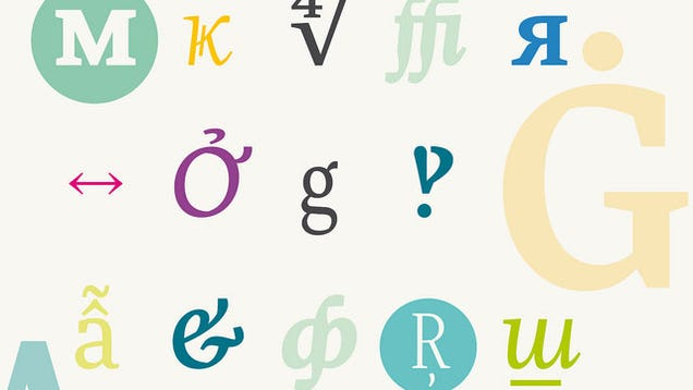 choose the best font and color for your message