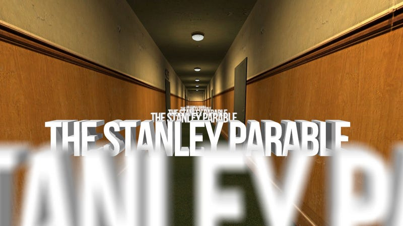 Illustration for article titled The Stanley Parable Turns Video Game Storytelling On Its Head