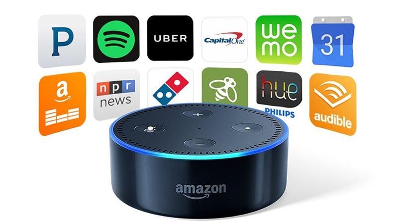 Echo Dot 2nd Generation, $50