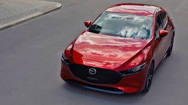 5100511238c7 Here s How Much Power the 2019 Mazda 3 Will Make With the  Holy Grail   Skyactiv-X Engine