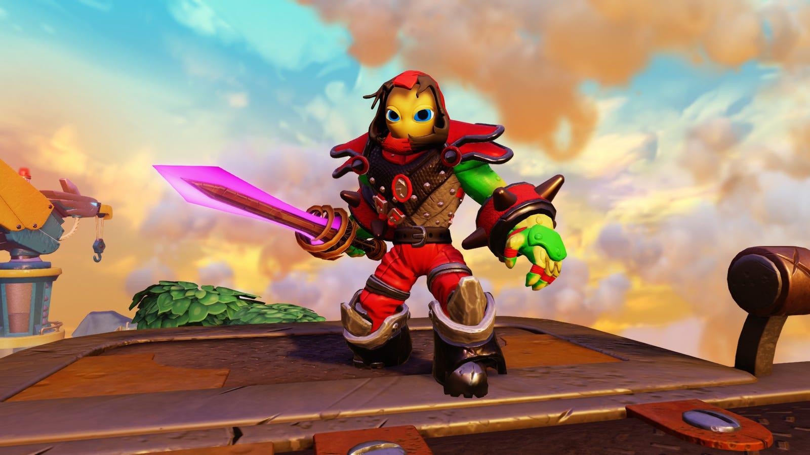 skylanders imaginators players can 3d print their custom characters